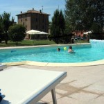 Hotel Vigarano Mainarda - Hotel-agriturismo Torre Del Fondo -Piscina